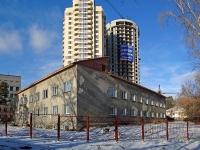 Новосибирск, улица Залесского, дом 2. колледж Новосибирский медицинский колледж