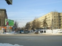 Novosibirsk, university Новосибирский государственный медицинский университет (НГМУ), Zalessky st, house 4