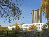 Novosibirsk, st Zalessky, house 6 к.10. nursery school