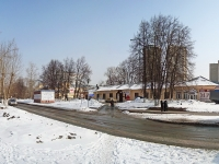 Novosibirsk, st Zalessky, house 6 к.12. health center