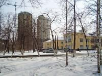 Novosibirsk, Zalessky st, house 6 к.1. birthing centre