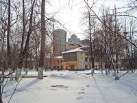 Новосибирск, улица Залесского, дом 6 к.2. больница №1