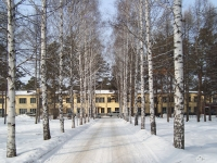 Novosibirsk, hospital №1, Zalessky st, house 6 к.5