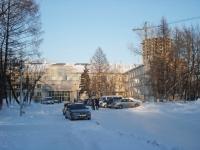 Novosibirsk, st Zalessky, house 6 к.6. hospital