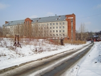 Новосибирск, улица Залесского, дом 6 к.8. диспансер