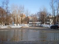 Novosibirsk, st Zalessky, house 6А. multi-purpose building