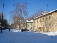 Novosibirsk, st Kuzma Minin, house 5/1. Apartment house
