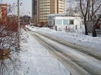 Novosibirsk, st Kuzma Minin, house 9. Apartment house