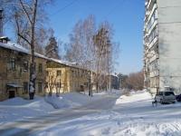 Novosibirsk, st Kuzma Minin, house 17. Apartment house