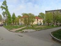 Novosibirsk, st Kuzma Minin, house 22. Apartment house