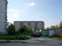 Новосибирск, улица Герцена, дом 6. многоквартирный дом