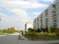 Новосибирск, улица Герцена, дом 8. многоквартирный дом