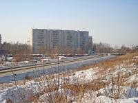 Новосибирск, улица Полтавская, дом 19. многоквартирный дом