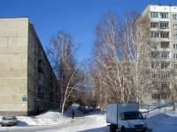 Новосибирск, улица Полтавская, дом 37. многоквартирный дом