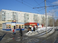 Новосибирск, улица Полтавская, дом 47. многоквартирный дом