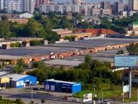 Novosibirsk, st Voennaya, house 8/21. garage (parking)