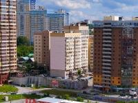 Новосибирск, улица Военная, дом 9. многоквартирный дом