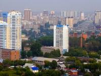 Novosibirsk, st Voennaya, house 18. Apartment house