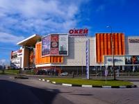 Novosibirsk, st Voennaya, house 5. retail entertainment center