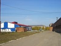Novosibirsk, st Voinskaya, house 1/1. sport stadium