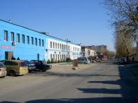 Новосибирск, улица Воинская, дом 63 к.1. многофункциональное здание