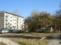 Novosibirsk, st Voinskaya, house 75А. Apartment house