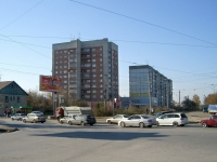 Novosibirsk, st Voinskaya, house 110/1. Apartment house