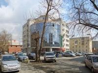 Новосибирск, улица Восход, дом 14/1. многофункциональное здание