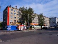 Новосибирск, улица Восход, дом 9. общежитие