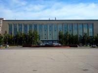 Новосибирск, улица Восход, дом 15. библиотека Государственная публичная научно-техническая библиотека СО РАН