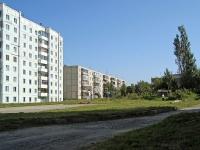 Новосибирск, улица Выборная, дом 101. многоквартирный дом