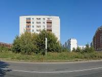 Новосибирск, улица Выборная, дом 117/2. многоквартирный дом