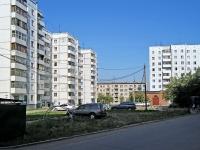 Новосибирск, улица Выборная, дом 117. многоквартирный дом