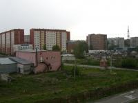 Новосибирск, улица Выборная, дом 122. многоквартирный дом