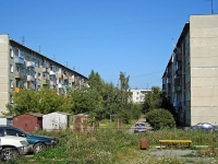 Новосибирск, улица Выборная, дом 123. многоквартирный дом