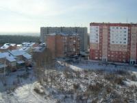Новосибирск, улица Выборная, дом 124/2. многоквартирный дом