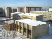 Новосибирск, улица Выборная, дом 126. колледж Колледж телекоммуникаций и информатики СибГУТИ