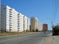 Новосибирск, улица Выборная, дом 127. многоквартирный дом