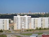 Новосибирск, улица Выборная, дом 129/1. многоквартирный дом