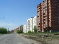 Новосибирск, улица Выборная, дом 129/2. многоквартирный дом