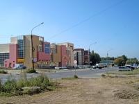 """Новосибирск, улица Выборная, дом 144. торговый центр """"Тетрис"""""""