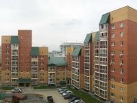 Новосибирск, улица Высоцкого, дом 33. многоквартирный дом