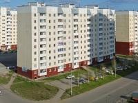 Новосибирск, улица Высоцкого, дом 34. многоквартирный дом