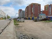 Новосибирск, улица Высоцкого, дом 35. многоквартирный дом