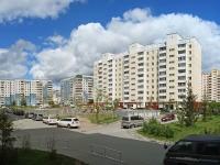 Новосибирск, улица Высоцкого, дом 36. многоквартирный дом