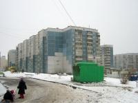 Новосибирск, улица Высоцкого, дом 39/1. многоквартирный дом