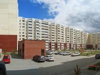 Новосибирск, улица Высоцкого, дом 42. многоквартирный дом