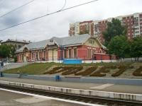 """Новосибирск, вокзал """"Новосибирск-Южный"""", улица Зыряновская, дом 133/1"""