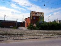 Новосибирск, улица Зыряновская, дом 2 с.1. автосервис