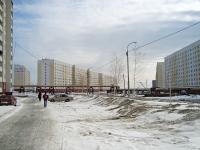 Новосибирск, улица Татьяны Снежиной, дом 48. многоквартирный дом